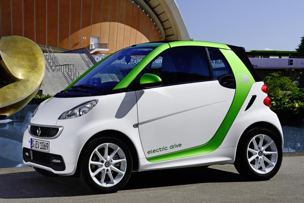 Elektrische Smart Eindelijk Te Koop Autonieuws Autokopen Nl