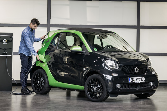 Prijzen Smart Fortwo En Forfour Electric Drive Bekend Autonieuws