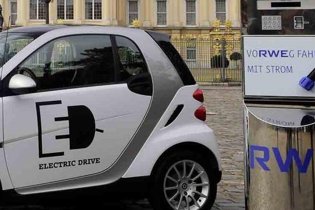 Duitsland Wil Voortrekkersrol Elektrische Auto Autonieuws