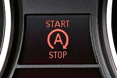 Start/stop-systeem