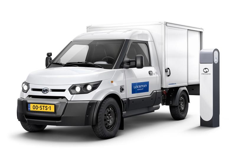Nieuws Streetscooter Deutsche Post Nu In Nederland Autokopen Nl