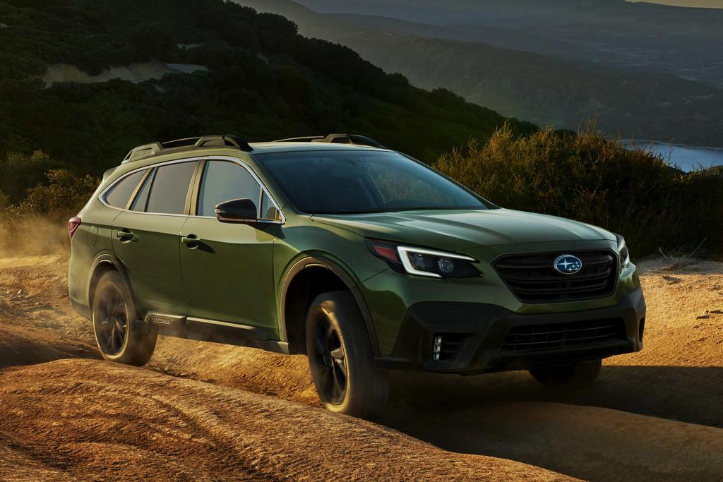 Nieuwe Subaru Outback onthuld
