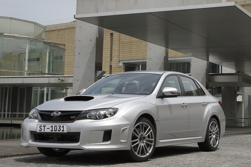 Subaru WRX STI 'ultieme drivers car'