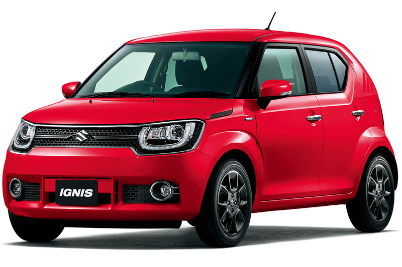suzuki ignis eind dit jaar in nederland update autonieuws. Black Bedroom Furniture Sets. Home Design Ideas