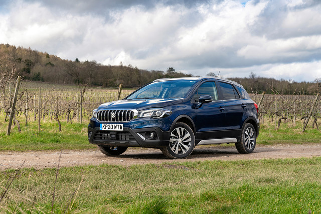 Suzuki S-Cross 2021 - Smart Hybrid