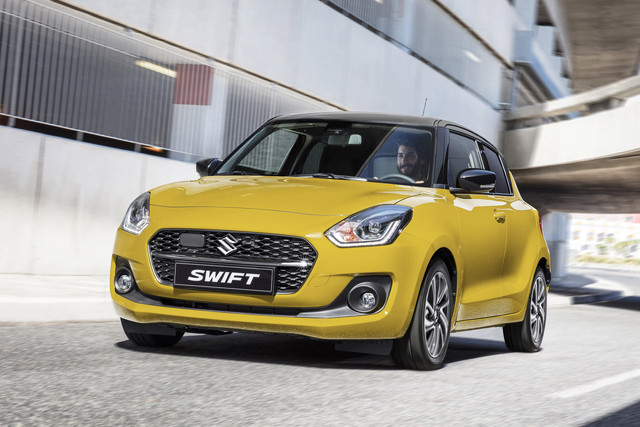 Suzuki Swift 2021 - met Smart (milde) Hybrid