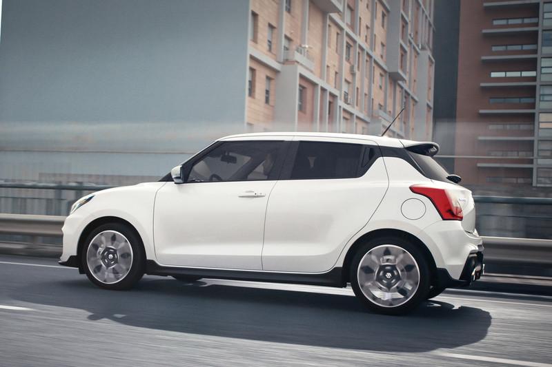 Suzuki Swift met extra inruilvoordeel