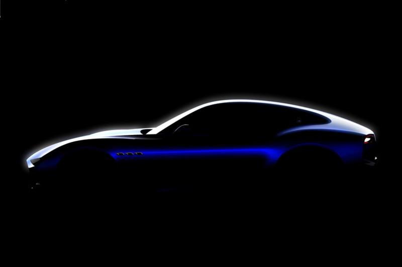 Productie Maserati Alfieri start volgend jaar