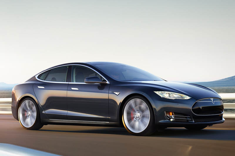 tesla kondigt model s met maximaal 700 pk aan autonieuws. Black Bedroom Furniture Sets. Home Design Ideas