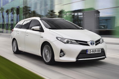 Toyota Auris Touring Sports - 14 procent bijtelling