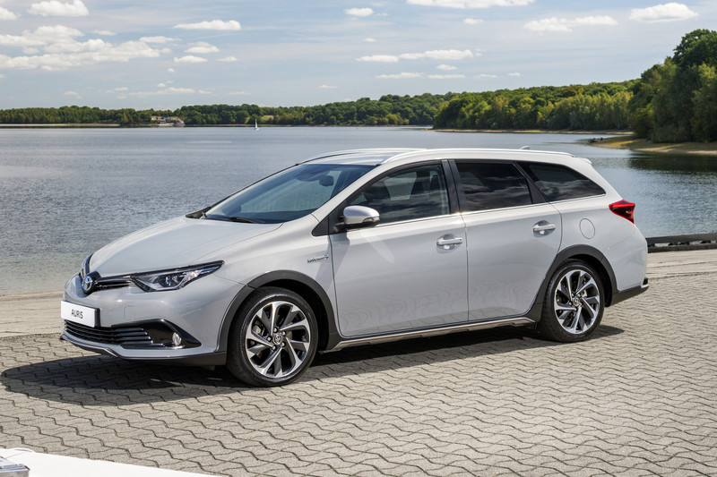 Toyota Auris Touring Sports Freestyle met een vleugje RAV4