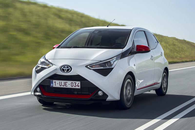 Toyota Aygo is Occasion van het Jaar 2020