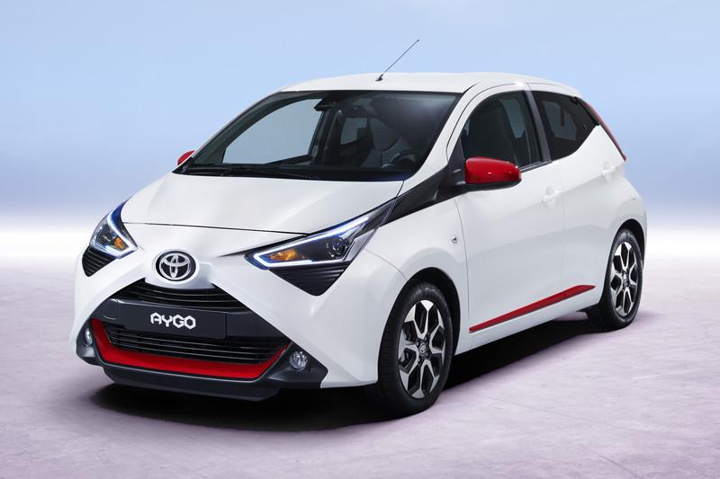 Toyota Aygo op veel punten fijngeslepen
