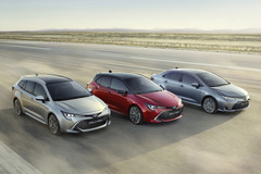 Toyota C-HR, Corolla en RAV4 2019 - Business Editions