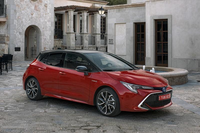 Toyota Corolla met introductievoordeel