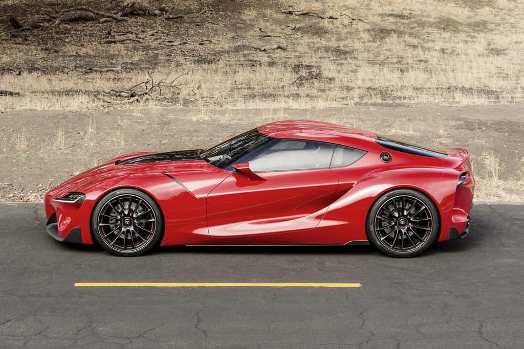 Ontwerpfase Nieuwe Sportauto Toyota Afgerond Autonieuws