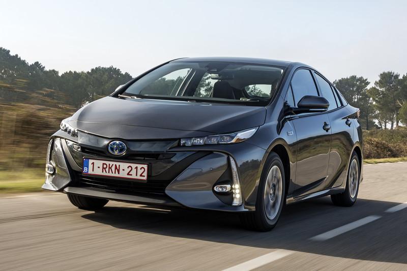 Toyota Zet Stap Van Hybride Naar Elektrische Auto Autonieuws