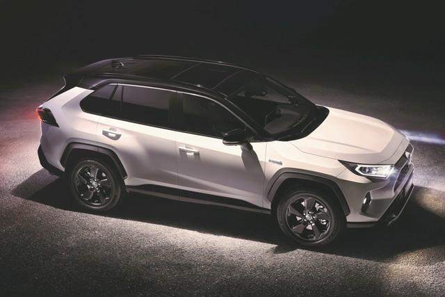 Nieuwe Toyota Rav4 Onthuld Autonieuws Autokopen Nl