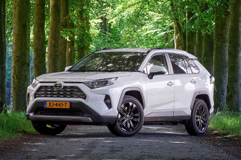 Adventure Deals bij Toyota