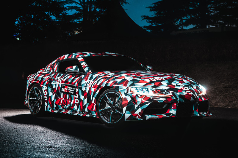 Meer details Toyota Supra bekend