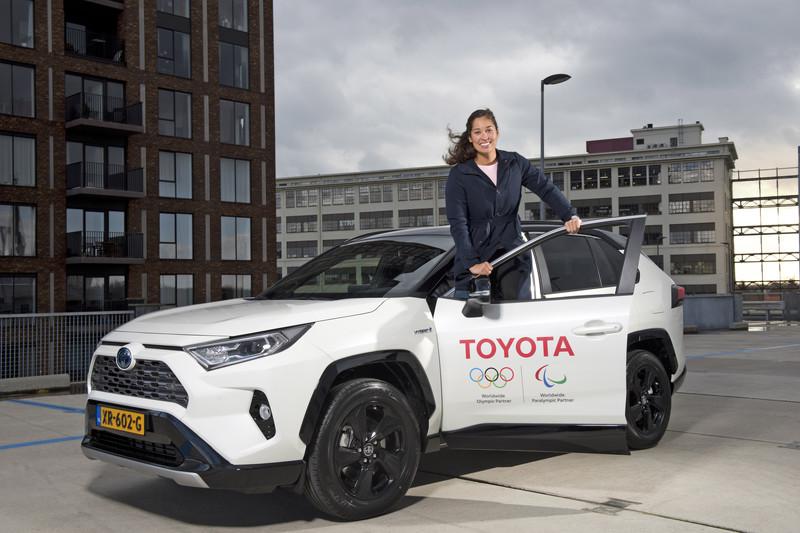 Toyota TeamNL-selectie