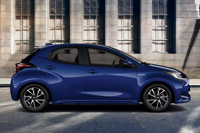 Toyota Yaris 2021 - Business Plus