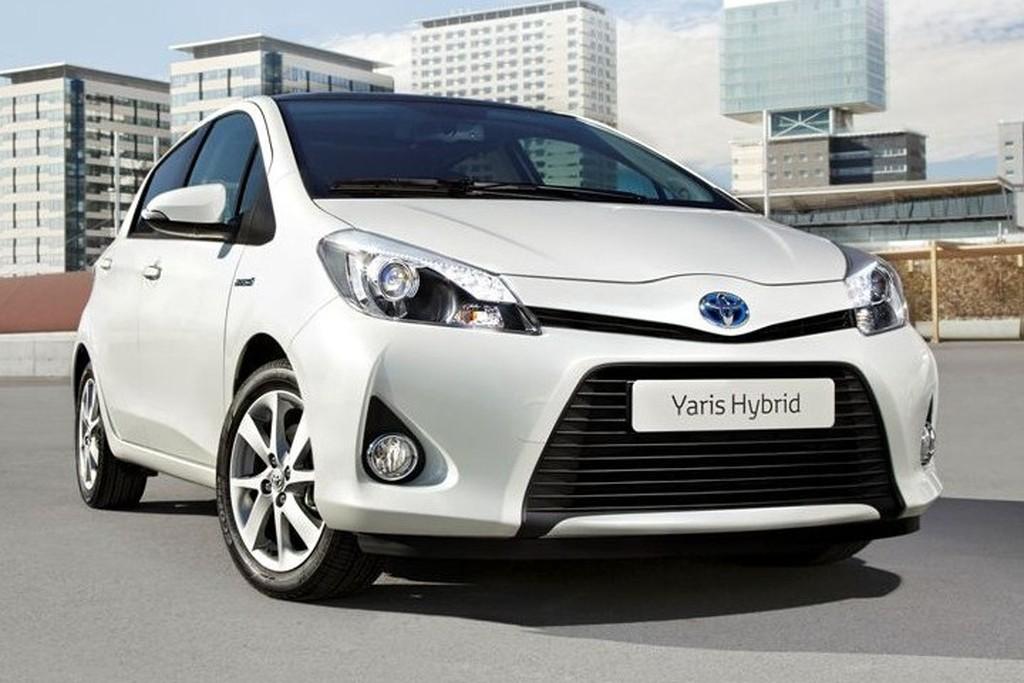 Goedkoopste Hybride Heet Toyota Yaris Hybrid Autonieuws Autokopen Nl