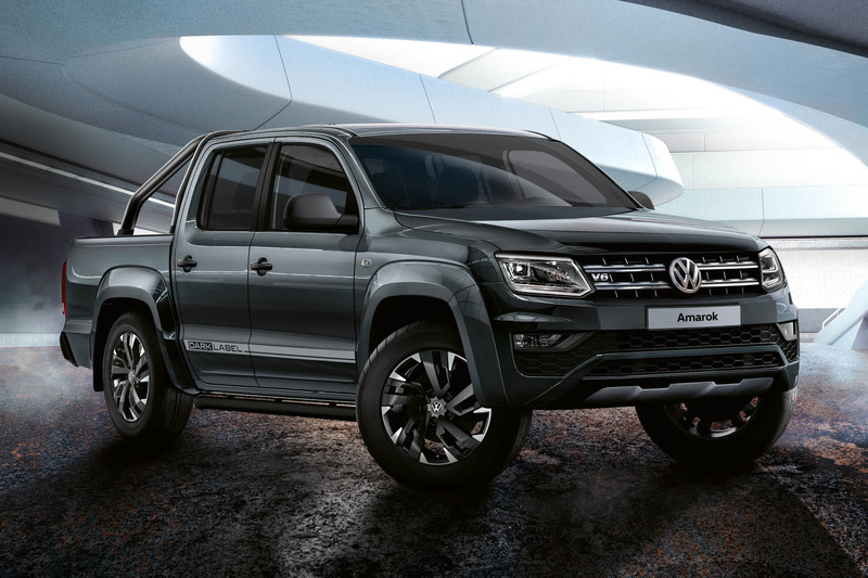 Volkswagen Amarok Dark Label is gelimiteerde editie