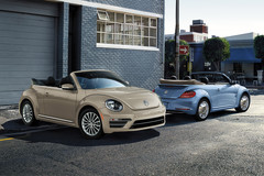 Volkswagen Beetle 2019 - Final Editions (USA-modellen)