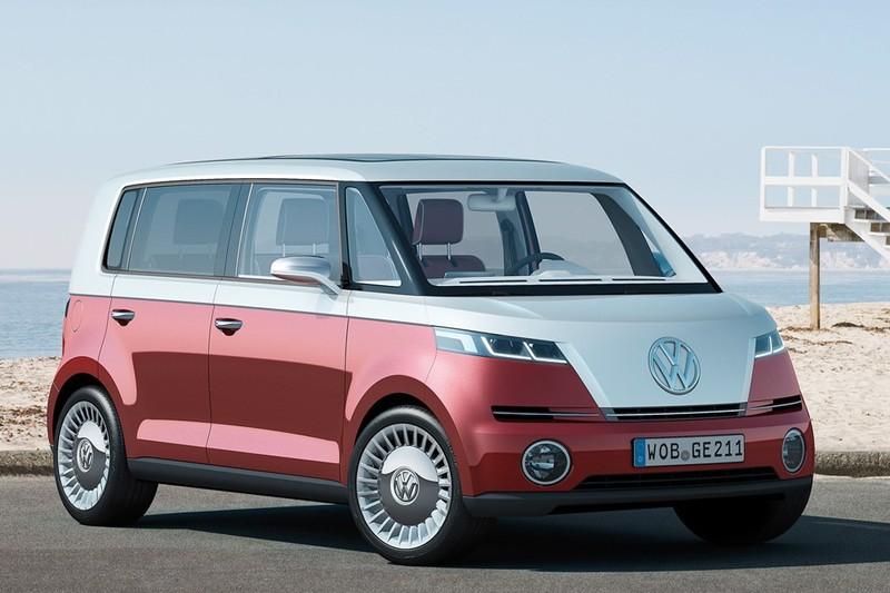 Volkswagen Microbus Keert Terug Als Elektrische Auto Autonieuws