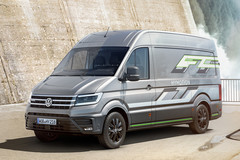 Volkswagen Crafter HyMotion 2019