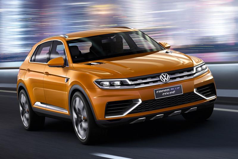 Volkswagen wil van twee naar zes SUV's - Autonieuws ...