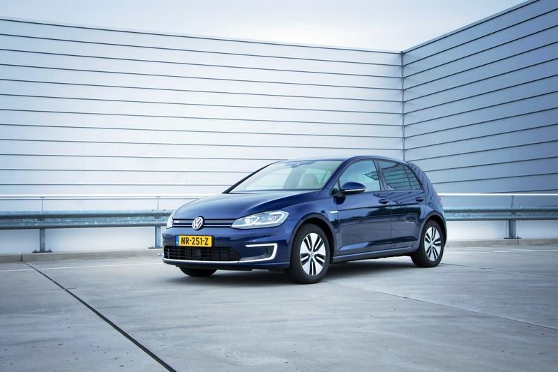 Volkswagen E Golf Kleuren.Test Volkswagen E Golf 2017 Autotest Foto S Autokopen Nl