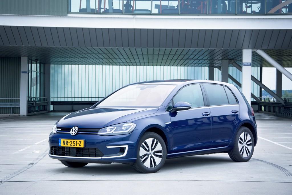 Test Volkswagen E Golf 2017 Autotest Foto S Autokopen Nl
