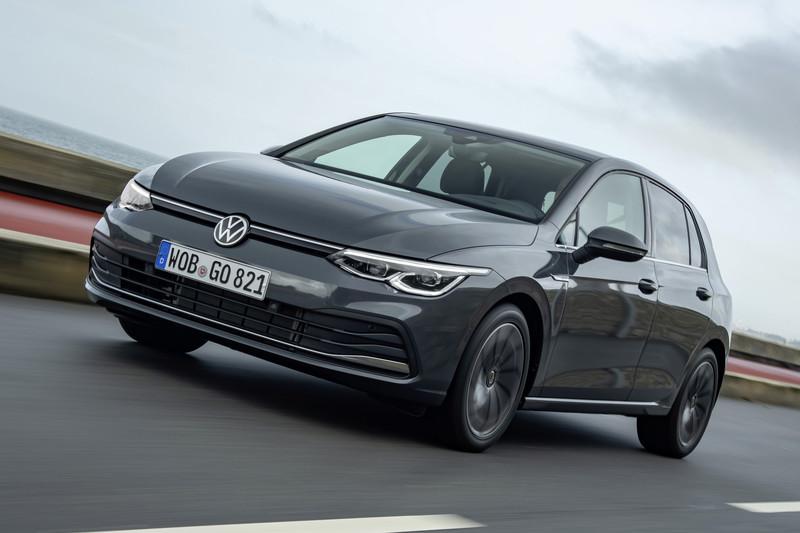 Nieuwe Volkswagen Golf privéleasen