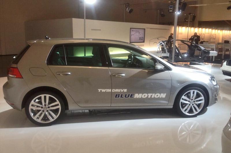 Volkswagen Golf Plug In Hybride De Eerste Details Autonieuws