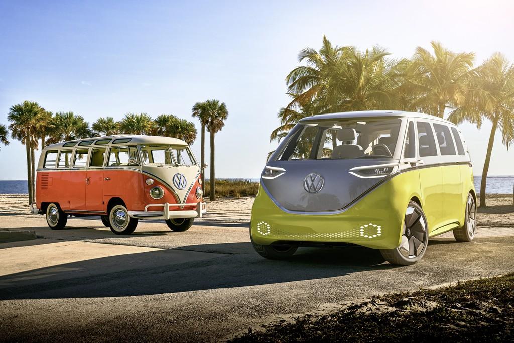 Hij Komt In 2022 De Elektrische Volkswagen Microbus Autonieuws