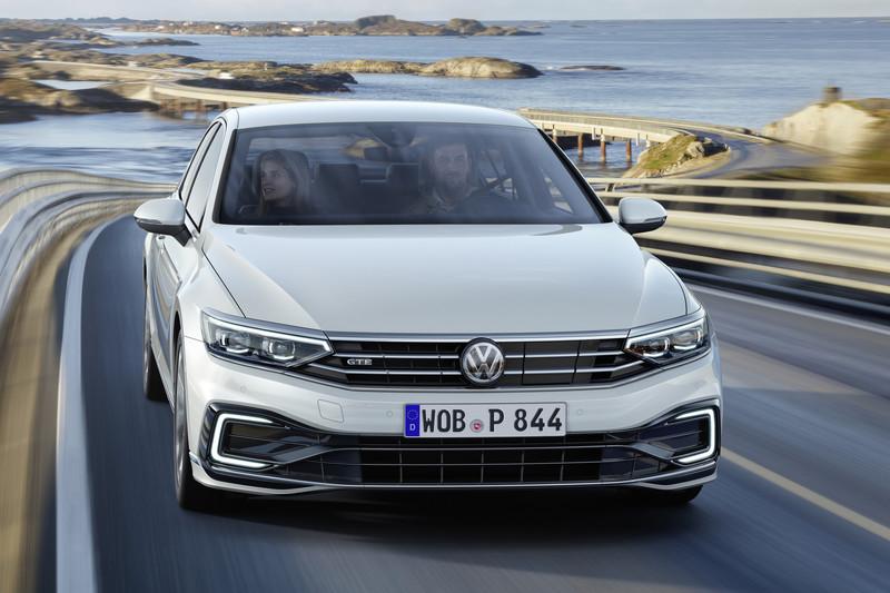 Prijzen vernieuwde Volkswagen Passat GTE bekend