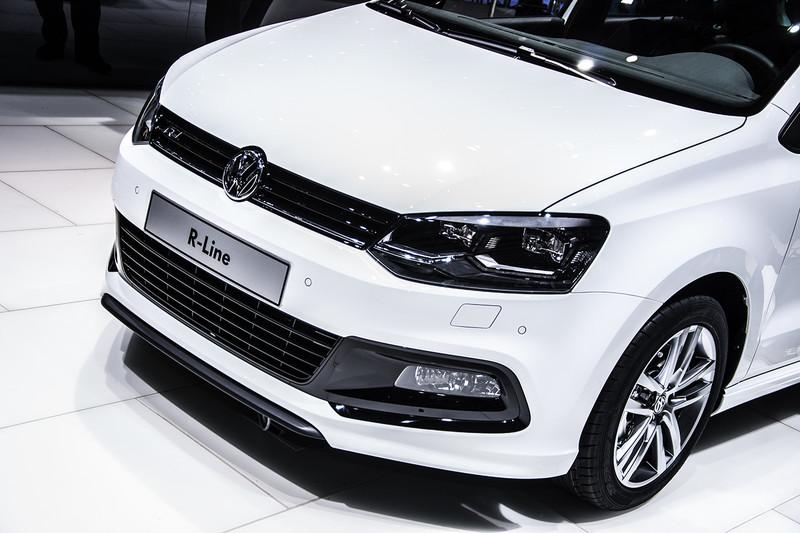 Geneve 2014 Volkswagen Polo Golf Gte En T Roc Concept