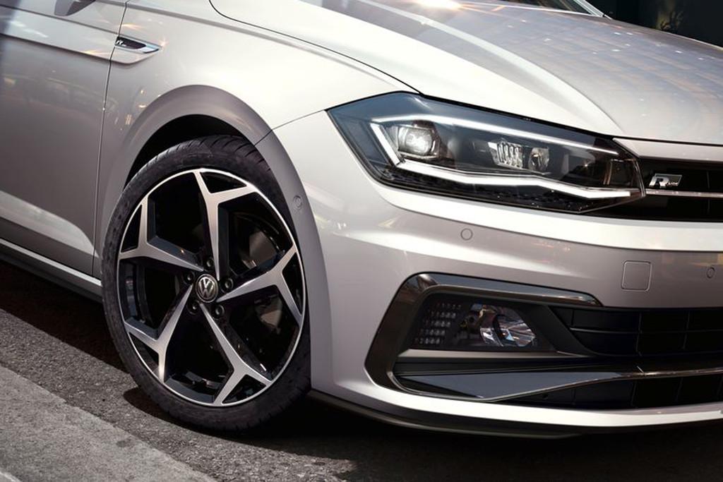 R Line Aankleding Nu Beschikbaar Voor De Volkswagen Polo