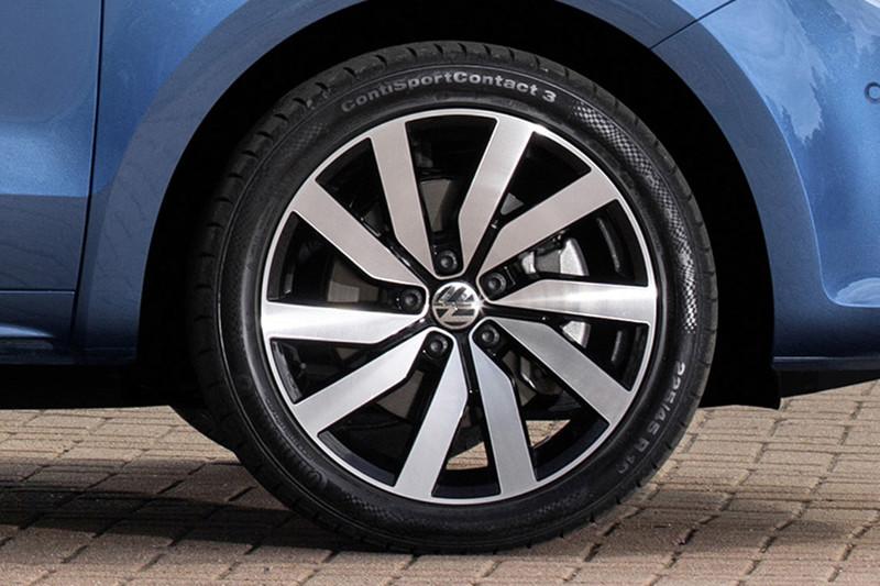 Actie Volkswagen Voordeel Op Winterbanden En Wielsets