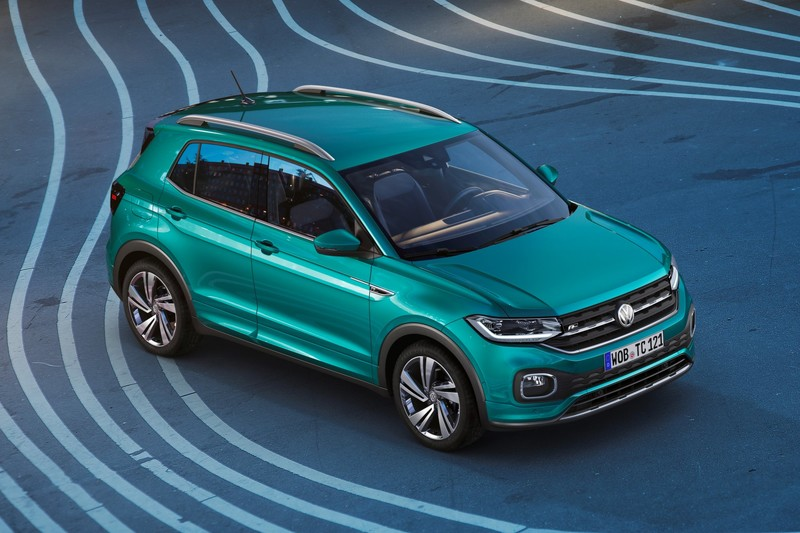 Volkswagen T-Cross is officieel