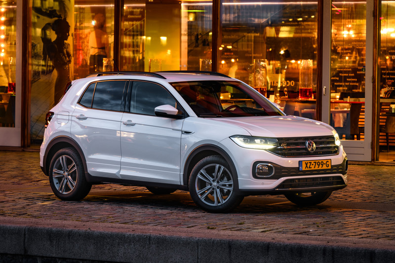 Volkswagen introduceert Business-uitvoeringen T-Cross