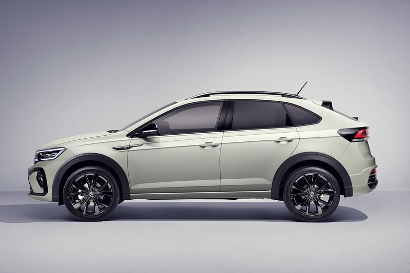 Nieuwe Volkswagen SUV-coupé heet Taigo