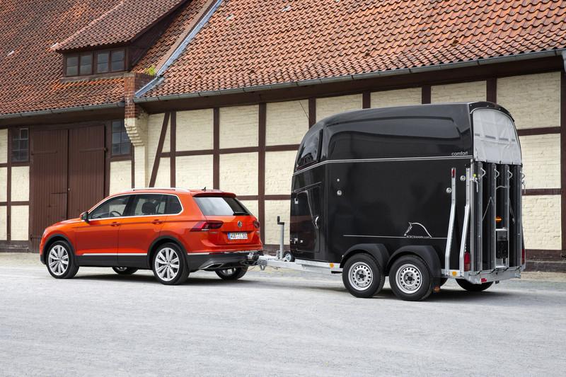 De beste SUV-trekauto's en caravantrekkers