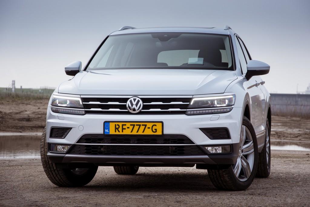 Test Volkswagen Tiguan Allspace Review En Fotos