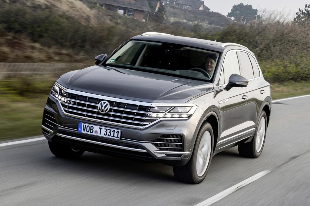 Nederlandse Prijs Volkswagen Touareg V8 TDI 4Motion bekend