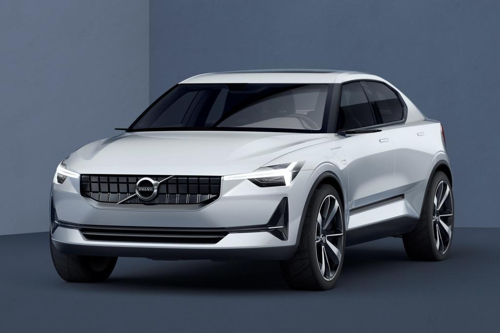 Eerstvolgende Elektrische Volvo Is Nieuwe Generatie V40