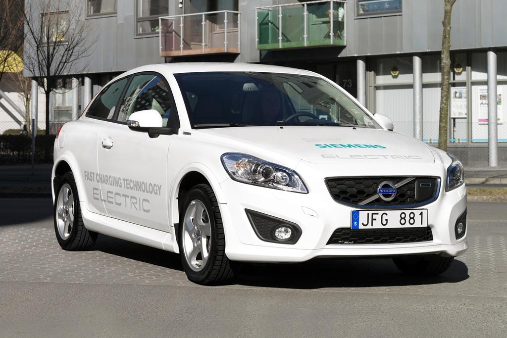 Update voor elektrische Volvo C30, nog niet te koop - Autonieuws ...