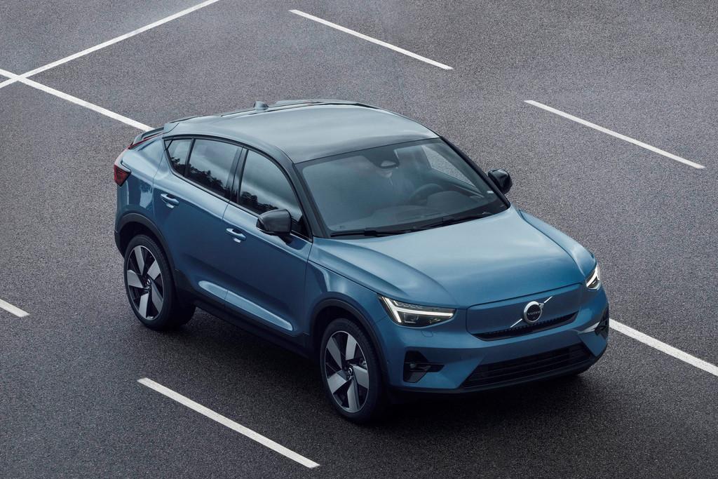Volvo C40 Recharge zet nieuwe merkkoers in
